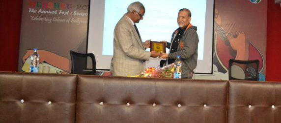 GUEST LECTURE BY PROF. ANAND DESHMUKH ON CONSUMER PROTECTION ACT