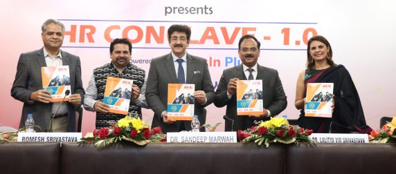 Asian Law College (ALC) witnesses 'AEG HR Conclave 2019'