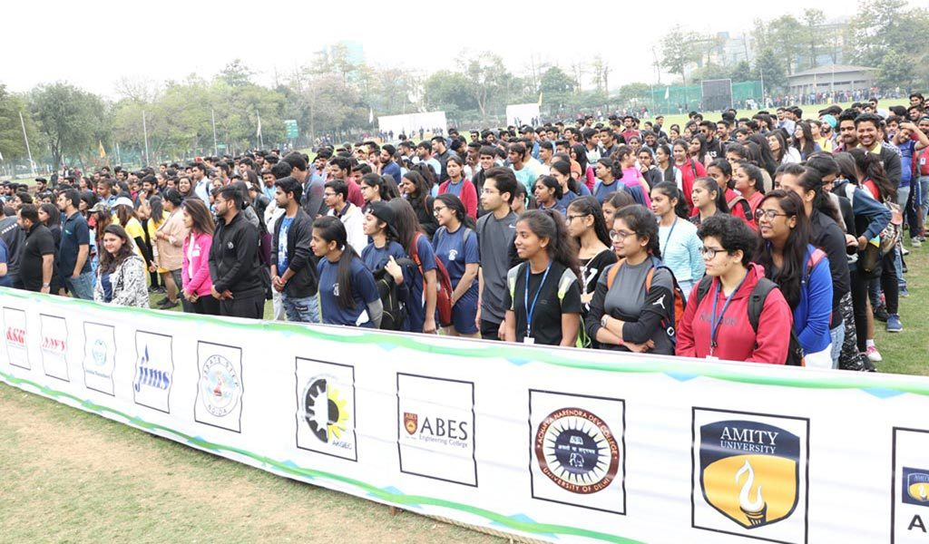 Asian Education Group, inter-college sports meet, ATHLEEMA 2019, Asian Business School, Asian School of Business, Asian Law College