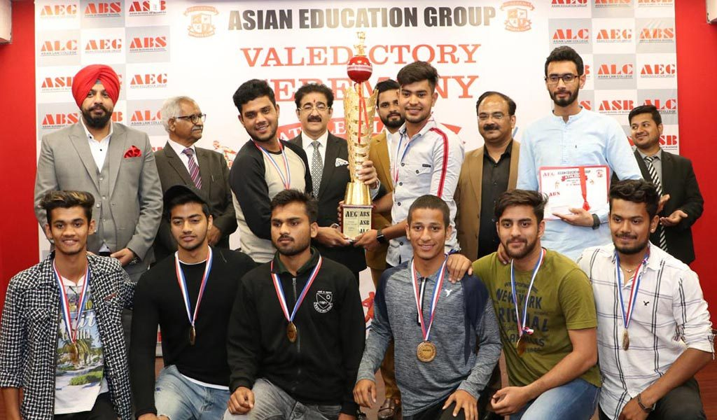 AEG ALC 7th ATHLEEMA 2019 – Grand Valedictory Ceremony