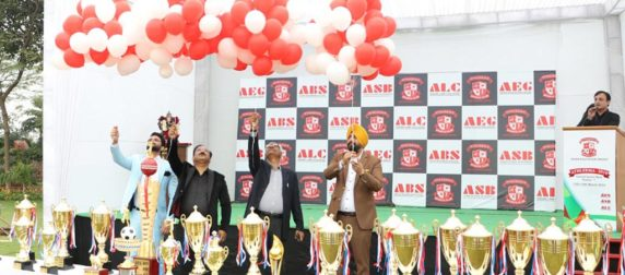AEG Asian Law College's 7th annual sports meet, ATHLEEMA 2019 witnesses a grand inauguration!