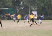 AEG ALC Inter-College Sports Meet, ATHLEEMA 2019 Witnesses some Jaw-dropping matches in Football