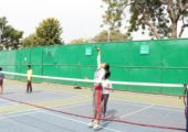 Standard of badminton tournament at AEG ALC annual inter-college sports festival, ATHLEEMA 2019 was extraordinary