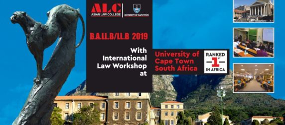 Asian Law College, ALC, academic association, University of Cape Town, South Africa