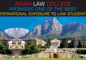 Asian Law College (ALC) promises one of the best international exposure to law aspirants!