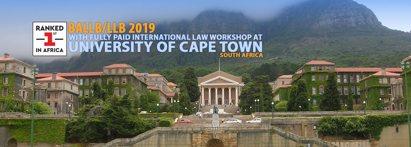 Asian Law College - University of cape town