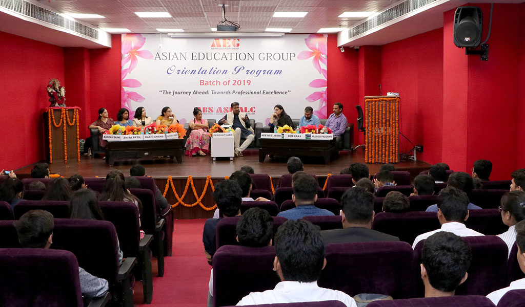 Asian Law College BALLB & LLB Orientation 2019 – Panel Discussion