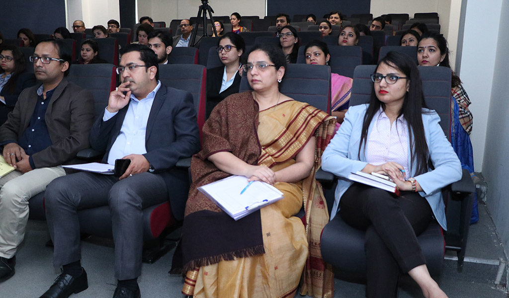 Asian Law School Participates in the Commemoration Function of the 'Samvidhan Divas' 2019