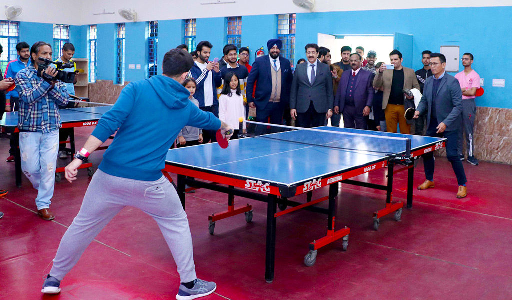AEG ATHLEEMA 2020 Season 8 – Game of Table Tennis Image Gallery