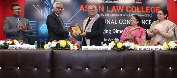 Asian Law College-National Conference