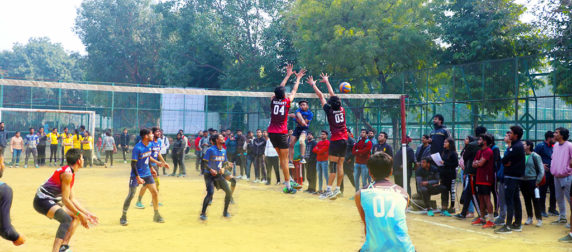Volleyball-Tournament-bhaichung-bhutia-at-alc-asian-law-college-noida