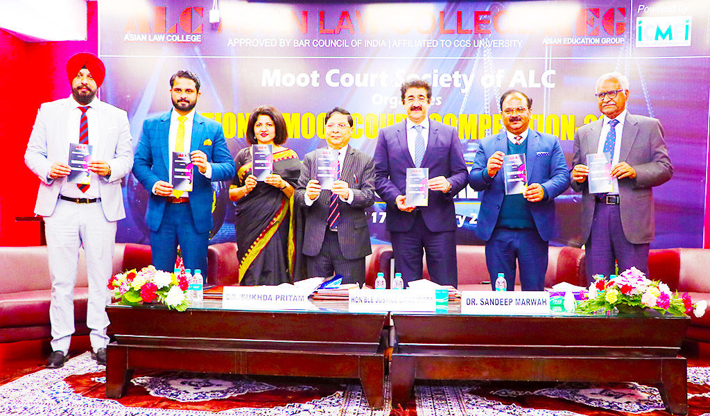 ALC National Moot Court Competition 2020 –  Inaugural Ceremony