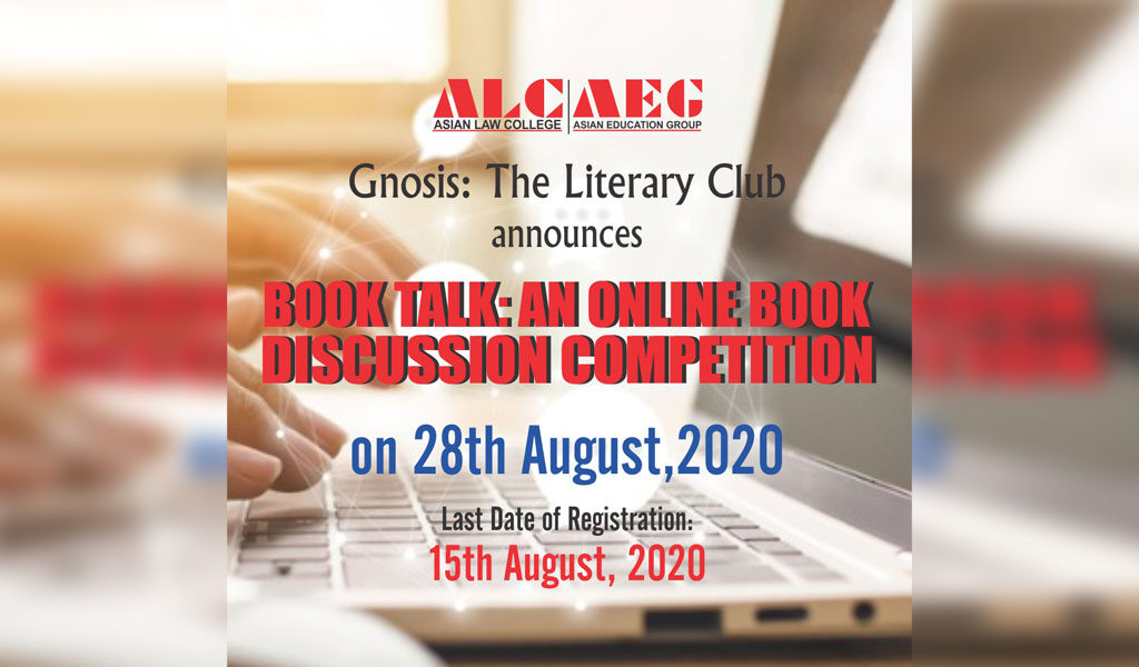 Book Talk Competition Result