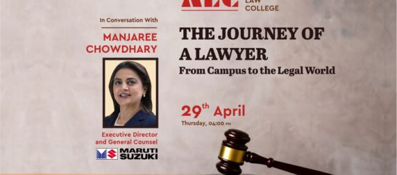 THE JOURNEY OF A LAWYER