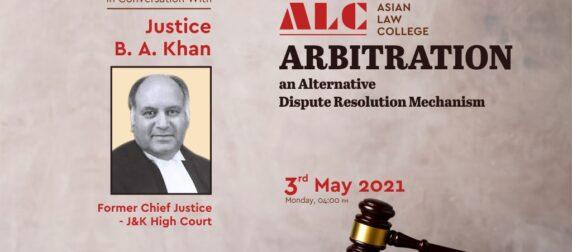 JUSTICE B.A KHAN