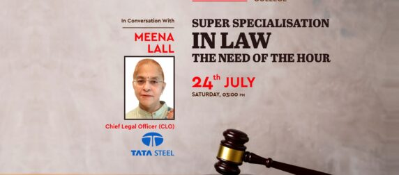 Specialization in Law: The Need of the Hour